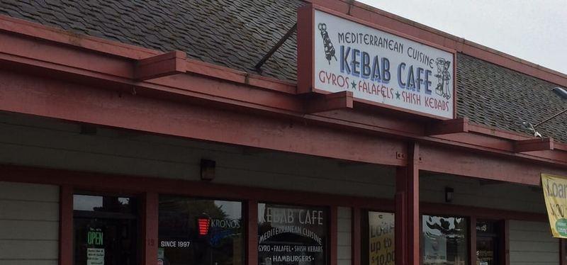 kebab cafe Arcata